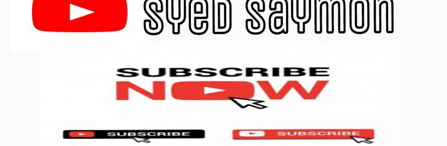Syed Saymon Cover Image