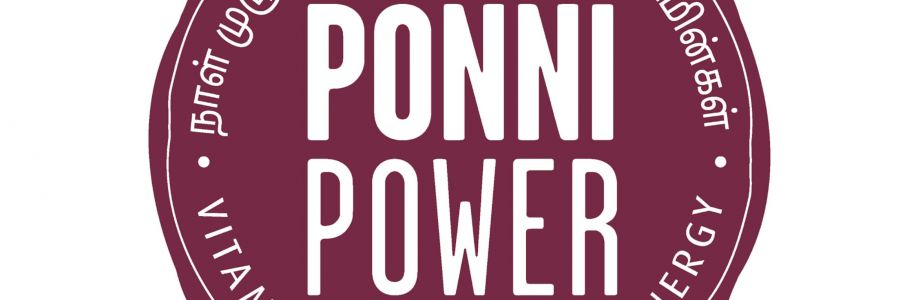 Ponni Power Cover Image