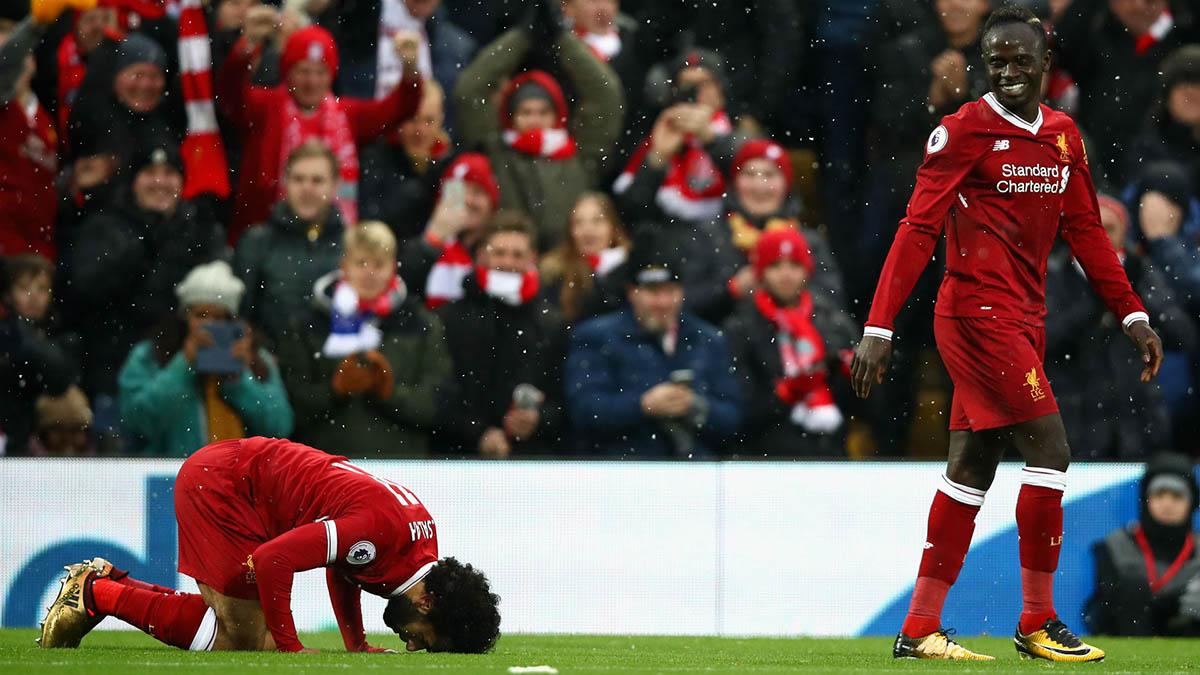 Liverpool won Champions League while Salah, and Mane were fasting during Ramadan. | ISLAMTICS