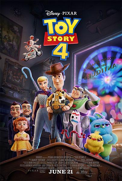 Toy Story 4 (2019) Pelicula completa en español Latino HD1080P