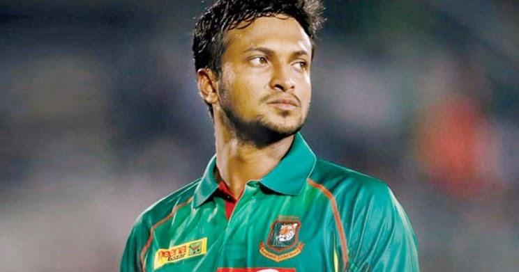 Al-Amin Chowdhury: ১৮ মাস নি'ষি'দ্ধ হ'চ্ছে'ন সাকিব।