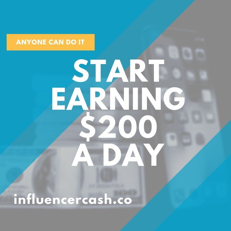 Make Money Using Your Social Media » InfluencerCash.co