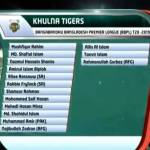 Khulna Tigers profile picture
