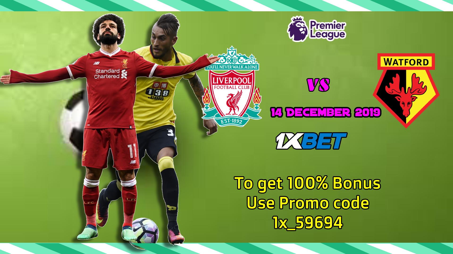 লিভারপুল (Liverpool) বনাম ওয়াটফোর্ড (Watford): ইংল্যান্ড - প্রিমিয়ার লিগ - Bengla Sport