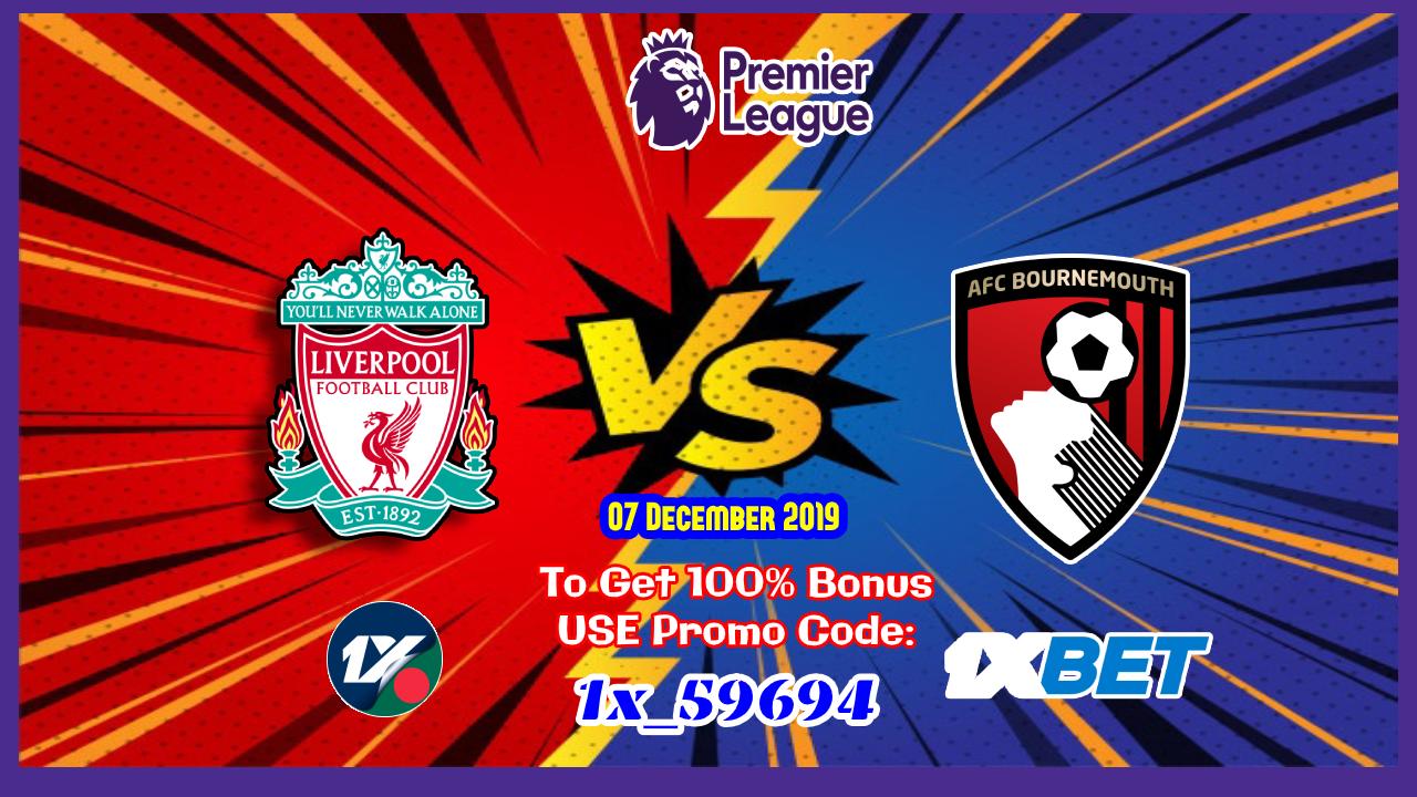 বোর্ন্মাথ (Bournemouth) বনাম লিভারপুল (Liverpool): ইংলিশ প্রিমিয়ার লীগ - Bengla Sport