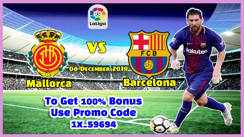 বার্সেলোনা (Barcelona) বনাম মায়োর্কা (Mallorca): স্পেন লা লিগা লিগ - Bengla Sport
