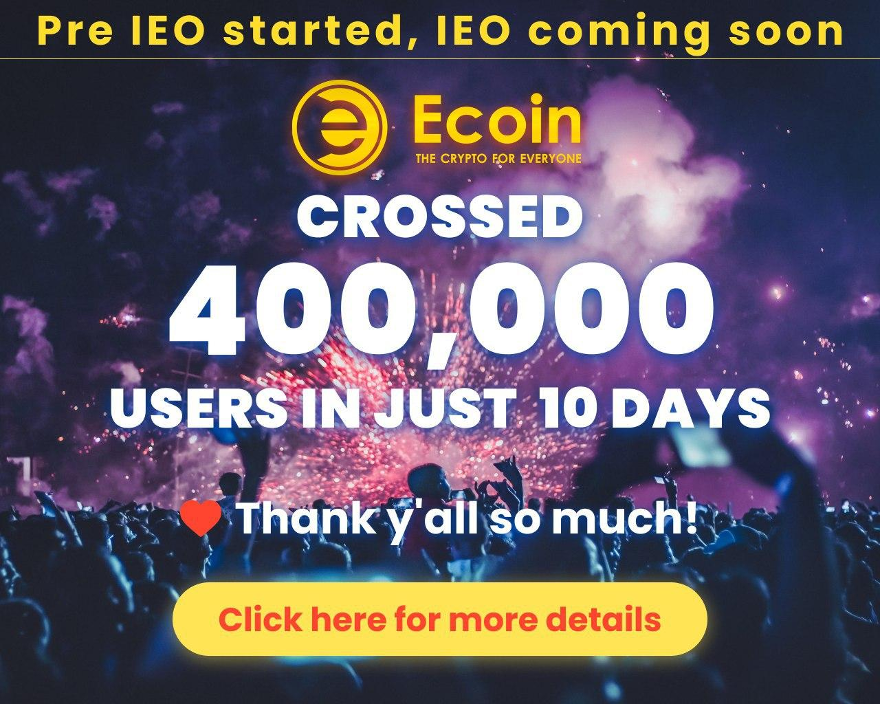 World's fastest growing cryptocurrency