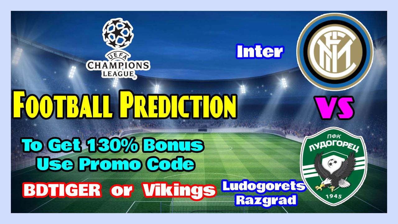 Inter Milan vs Ludogorets    UEFA Europa League    27 February 2020    - Bengla Sport