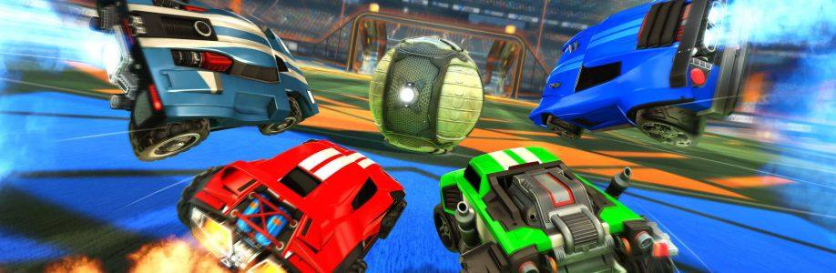 The Item Shop will feature all types of items available in Rocket League Cover Image
