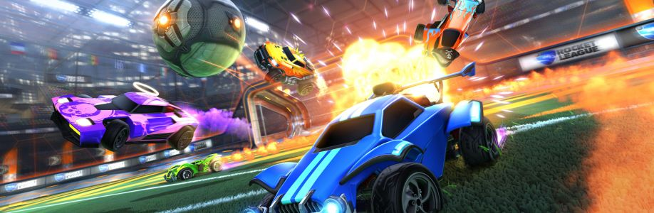 Rocket League players are both fans of soccer and fans of fast driving