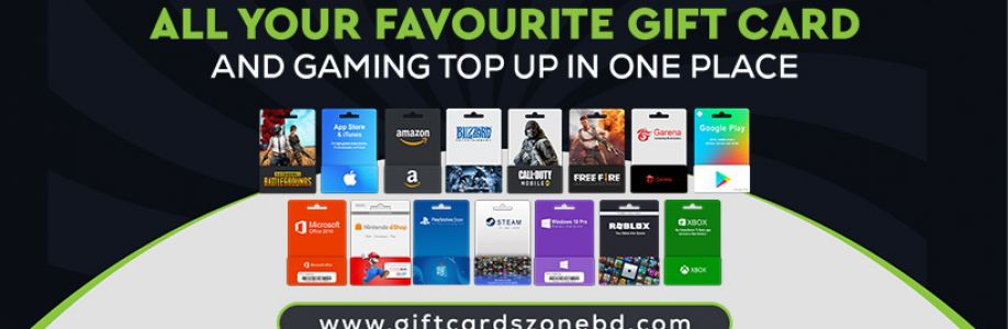 Gift Cards Zone BD