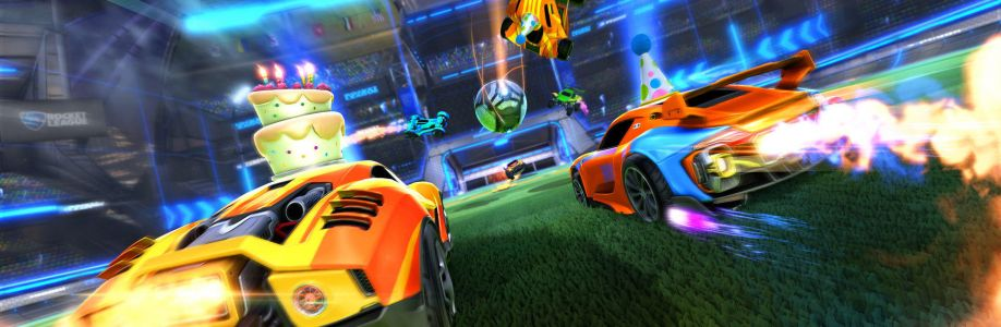 Rocket League has been one of the most EDM-friendly games