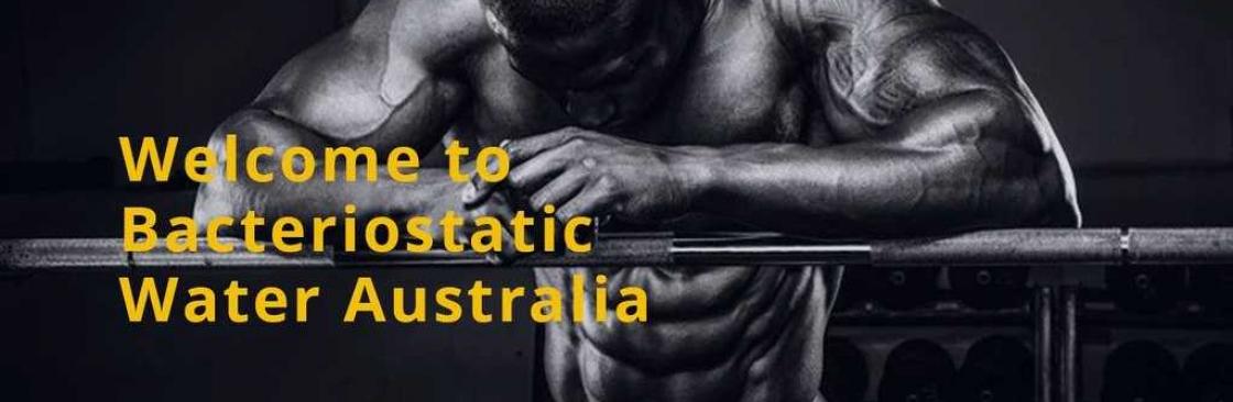 Bacteriostatic Australia