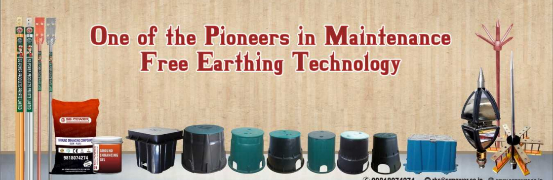 SG Earthing Electrode