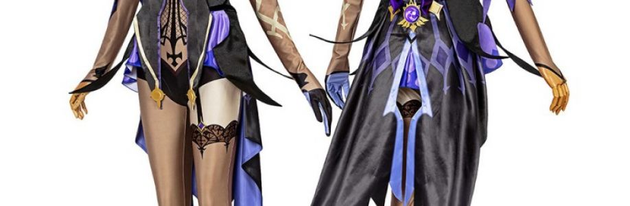 Let's cosplay costumes